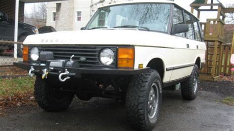 Find Used 1992 Land Rover Range Rover