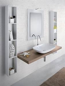 Plan De Toilette Bois : plan de toilette simple metropolis 3 by lasa idea design ~ Teatrodelosmanantiales.com Idées de Décoration