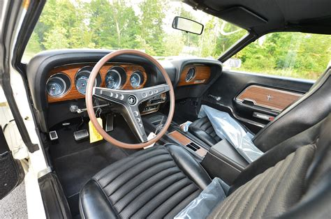 ford mustang interior photo  nicest