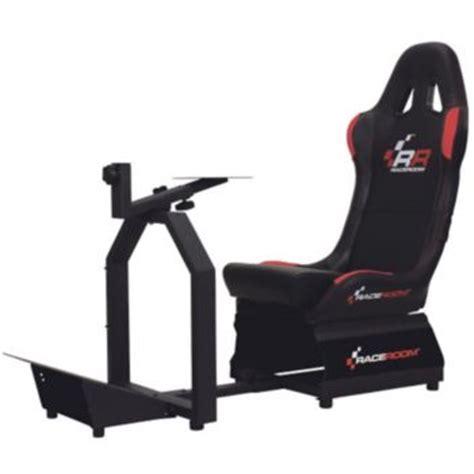 siege pour console raceroom rr3055 siège de simulation de course simulation