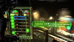 Dead Space 3 Fuse Box Balance The Power