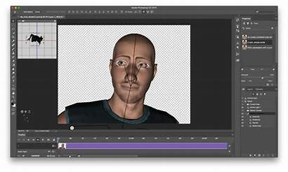 3d Photoshop Animation Adobe Cc Character Using