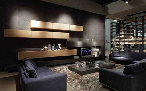 salon canapa noir daco bois le salon gris et noir comment le décorer archzine fr