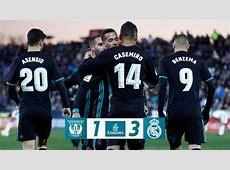 DOWNLOAD VIDEO Leganes vs Real Madrid 13 Highlights