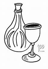 Wine Coloring Pages Designlooter Torah Tots 95kb 607px Torahtots Drawings 2000 Inc sketch template