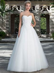 sincerity 3901 sweetheart tulle ball gown bridal dress With sincerity wedding dresses