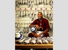 Thierry Henry powered Arsenal, Barcelona and France to