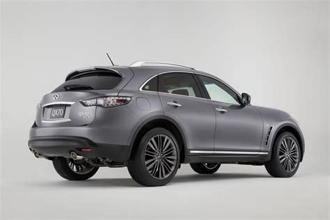 Infiniti Photo by 2017 Infiniti Qx70 Limited Debuts At The New York Auto