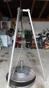 Dreibein Grill Selber Bauen : dreibein mit seilwinde flaschenzug selbst bauen schon gemacht grillforum und bbq www ~ Eleganceandgraceweddings.com Haus und Dekorationen