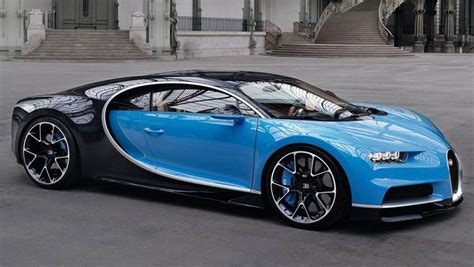 2017 Bugatti Chiron Revealed  Car News Carsguide