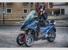 Fotos KYMCO CV2 y CV3 Concept 2018 Motorbike Magazine