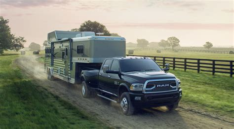 Great News for the Ram 3500 When it Comes to Capability
