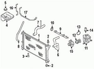Ford Focus 2001 Engine Diagram