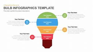 bulb infographics template powerpoint and keynote template With what is a template in powerpoint