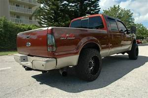 2008 Ford F350 King Ranch Diesel 4x4 Crew Cab Fx4 Short