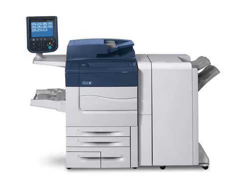 Xerox Color C60 & C70 - YouTube
