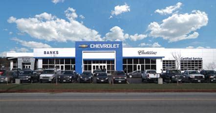 banks chevrolet cadillac buick gmc car dealership