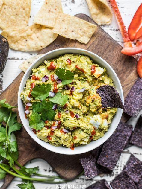 avocado dip recipe ever budgetbytes broccoli