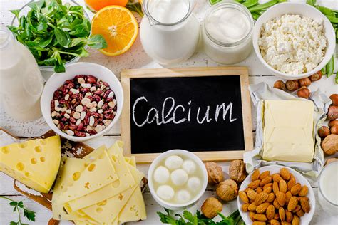 Getting Enough Calcium For Strong & Healthy Bones