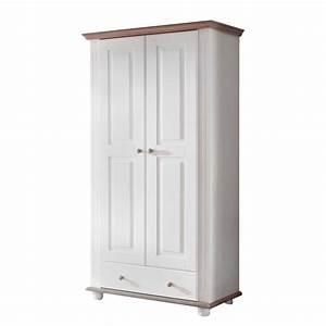 Kleiderschrank 2 Türig Weiß : kleiderschrank laura 2 t rig wei schlafzimmer kleider schrank ebay ~ Indierocktalk.com Haus und Dekorationen