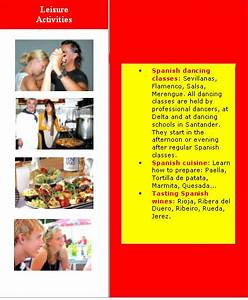Activities. Learn spanish in Santander, Spain.