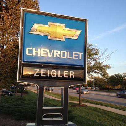 Zeigler Chevrolet  Schaumburg, Il 601734508 Car