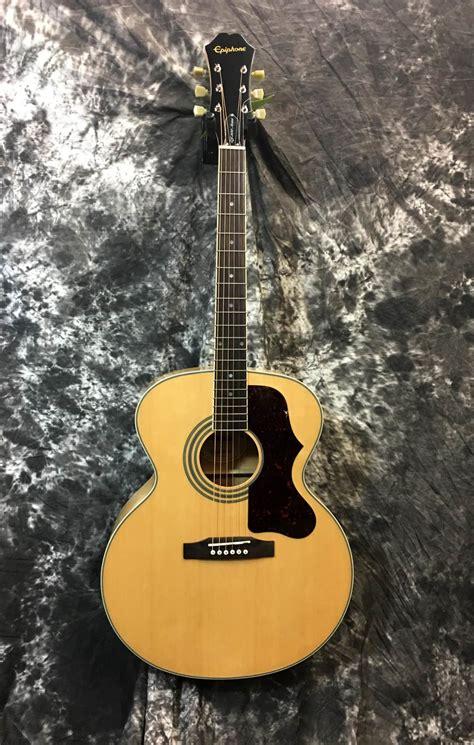 Used Epiphone Artist EJ200 Jumbo Acoustic Guitar in ...