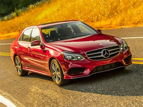 We analyze millions of used cars daily. 2014 Mercedes-Benz E-Class - Price, Photos, Reviews & Features