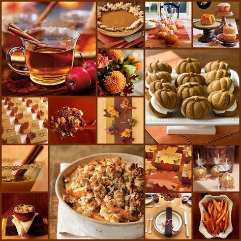 Fall Wedding Food Ideas  Wedding And Bridal Inspiration