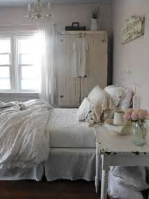 bedroom grey pink white chippy shabby chic
