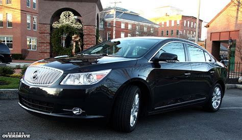 How Much Is A Buick Lacrosse 2012 by 2012 Buick Lacrosse Hybrid