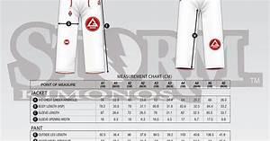 Self Defense Pressure Points Chart Gracie Barra Wear Size Chart Jiu Jitsu Pinterest Jiu