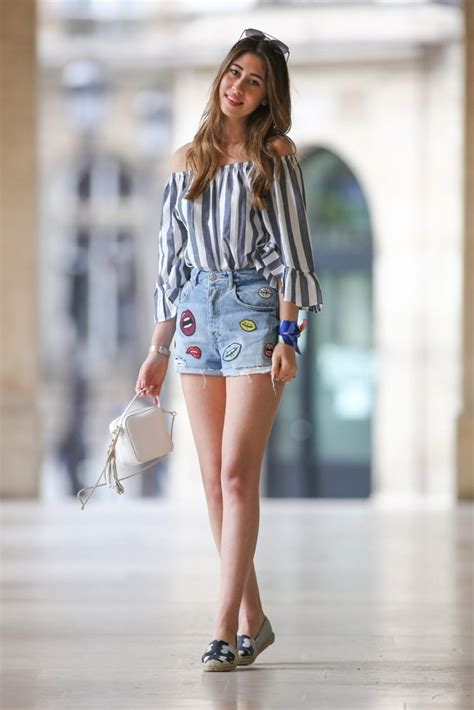 Summer Shorts Outfits Ideas for Trendy Girls u2013 Designers Outfits Collection