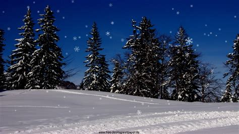 Animated Snowfall Wallpapers Free - animated snow wallpaper wallpapersafari