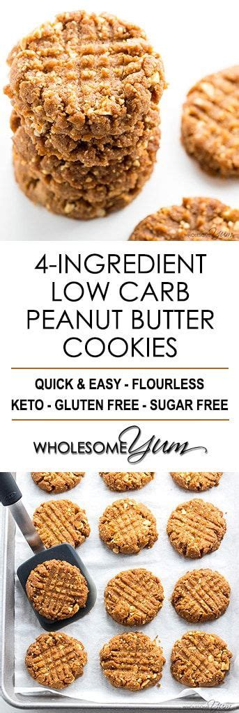 Take a look at these tasty sugar cookie recipes from food.com and find the perfect cookie to celebrate the holidays! Sugar-Free Low Carb Peanut Butter Cookies Recipe - 4 ...