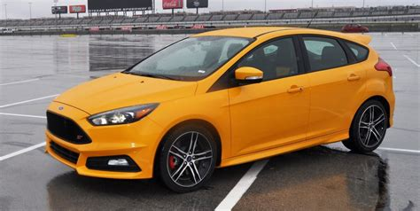 2015 Ford Focus St Review