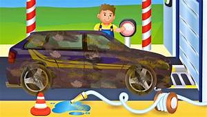 Car Wash Fun For Kids  Ud83d Ude97 Washing Cars Game App For Children