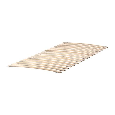 size bed frame with headboard luröy slatted bed base ikea