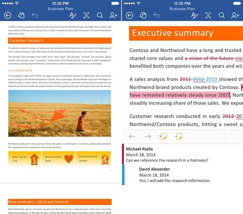 free word for iphone microsoft launches new office apps for iphone makes