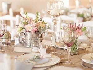 Decoration De Table De Mariage : decoration de table fiancailles id e mariage et robe de ~ Melissatoandfro.com Idées de Décoration