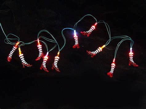 10 wizard of oz ruby red slipper led christmas lights ebay
