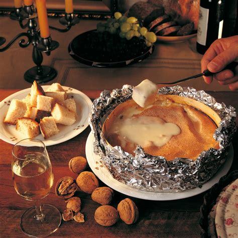 cuisiner mont d or recette vacherin mont d or au four