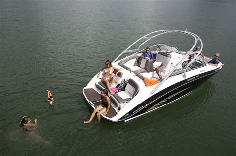 2011 Yamaha 242 Limited S  Picture 420795  Boat Review