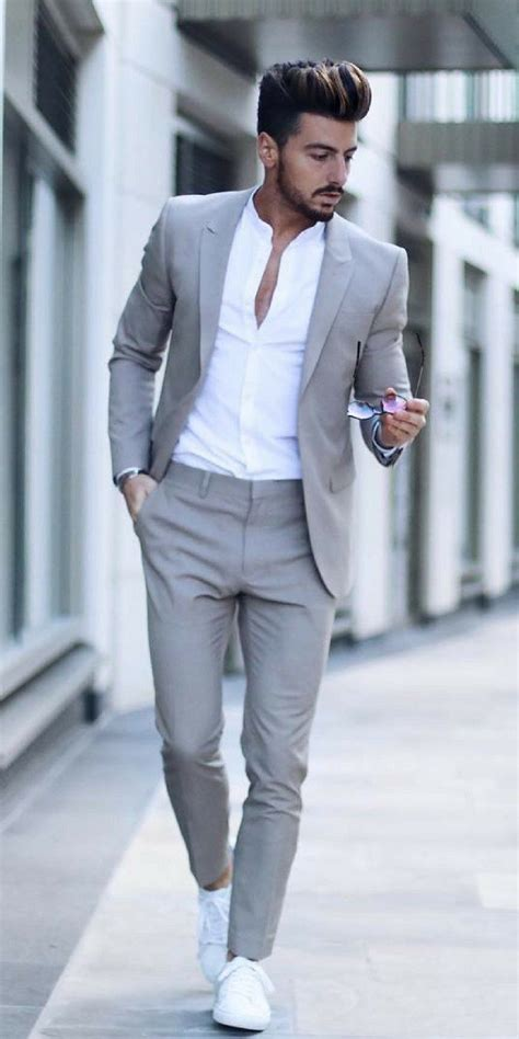 edgy ways  dress    style icon formal men