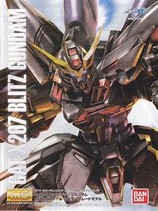 Blitz Gundam Mirage Colloid Version Mg Review Part 1