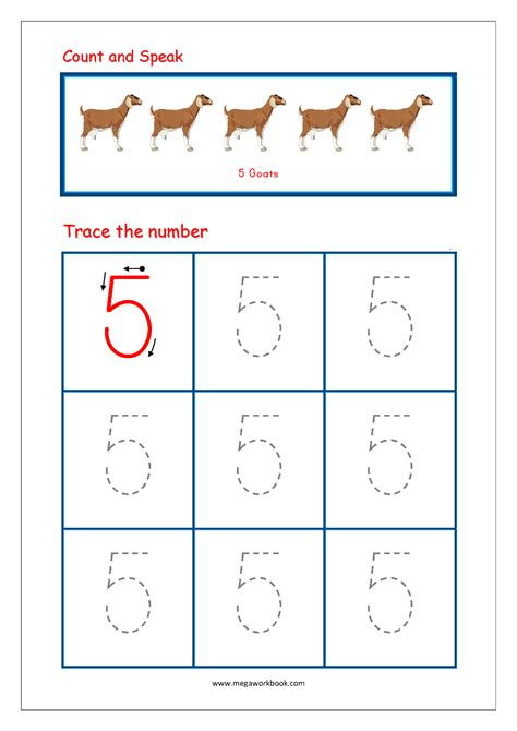 number tracing worksheets   worksheets