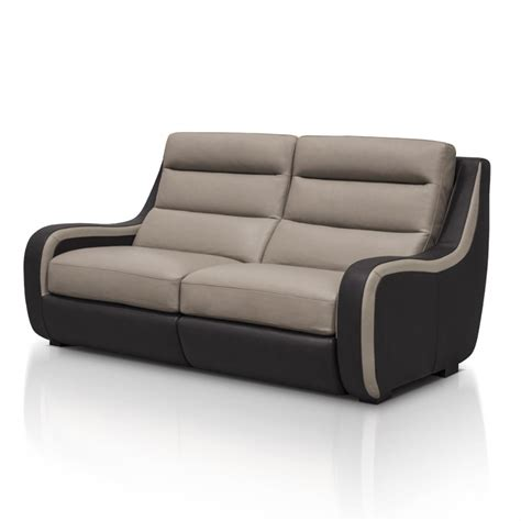 canap relax cuir 2 places canape relax places