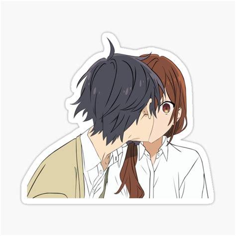 horimiya hori kyouko miyamura izumi sticker