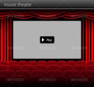 movie theatre by cristianalm | GraphicRiver