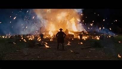 Django Unchained Tarantino Cool Explosions Guys Candie